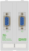 Module 1x sub-D9F/M + 1x sub-D9F/M pour MSDD