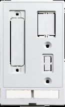 MSDD modulaire plaque pour montage USB,RJ45,SUBD25