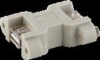 MSDD modulaire connecteur à monter USB F/F