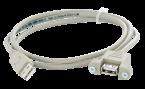 Passe-cloison USB 2.0 mâle/femelle 1.0m