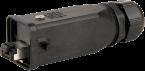 Connecteur MPV RJ45 droit à raccorder
