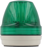 Comlight57 LED lampe de signalisation verte