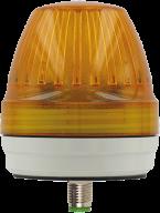 Comlight57 Témoin de signalisation compact à LED jaune