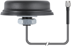Antenne omnidirectionnelle 0° avec câble - 3m