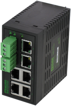 Tree 6TX Eco - Switch non manageable - 6 Ports