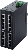Switch Ethernet Gigabit 16 ports