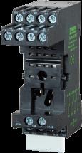 socle relais IR4 x U