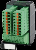 Interface de connexion LUGS 16 - 250V/8 A