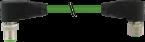 MSDL0-C-2VA1,5 CORDON BUS CUBE BLINDE 6 Pôles