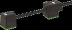 Connecteur EV double forme A 18mm à raccorder