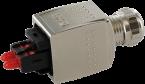 Connecteur Push Pull pour fibre optique à connexion rapide