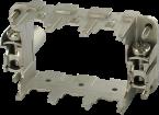 B10 Cadre de montage femelle (BU) pour 3 Modules