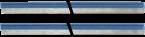 Mico Pro - Peigne de potentiel - 2x bleu