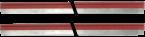 Mico Pro - Peigne de potentiel - 2x rouge