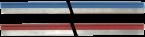Mico Pro - Peigne de potentiel - 1x bleu 1x rouge
