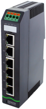 Switch 6 Ports non administrable - 100Mbit