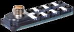 Répartiteur Exact12, 8xM12, 5 pôles