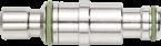 Adaptiveinsatz Stecker (4/2) tropffrei