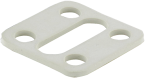 Joint plat NBR pour connecteur EV de forme A 18mm