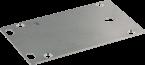 Socle V2A pour répartiteur MVP12 Metall 4 voies