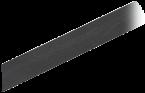 Câble plat ASI noir 2x1,5mm²
