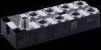 Répartiteur (Hub) IO-Link MVP12 plastique 8xM12 DI8 DO8