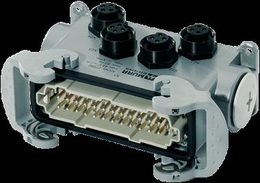 Répartiteur de puissance PD4 7/8'' 4 pôles