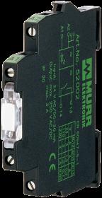 MIRO 6,2 mm, transistor, bornes à visser