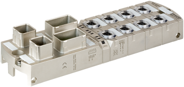 Module MVK+ MPNIO DI8 DO8 IRT Push Pull - Séparation galvanique