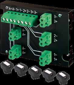 Répartiteur passif ASi Bus / 3 x Power - IP20