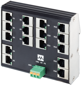 Xenterra 5TX unmanaged Switch 5 Port 1000Mbit