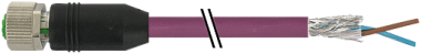 MSBBL0-BCN15.0 -  BLINDE- PROFIBUS CODE B