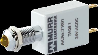 LED-Anzeige 230V AC gelb