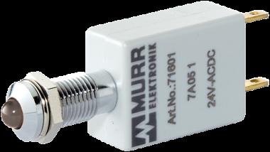 LED 24V AC/DC blanc