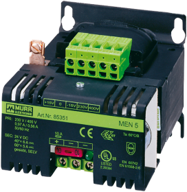 MEN 7,5-115-230/24VDC