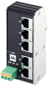 Switch Xenterra 5 ports non administrable 100Mbit