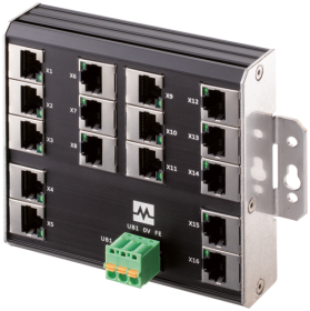 Switch Xenterra 16 ports non administrable 100Mbps