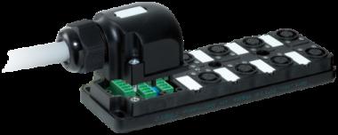 MVM8-UHA3.0 avec séparation de commun