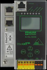 Passerelle EtherCAT/AS-i, 2 maitres, version 3.0