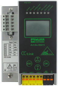 Passerelle CC-Link/AS-i (1 maître)