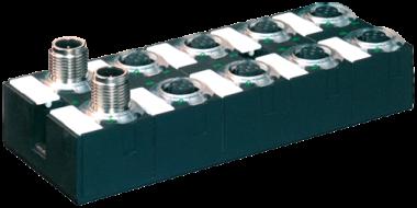 Cube67 DIO16 C 8xM12