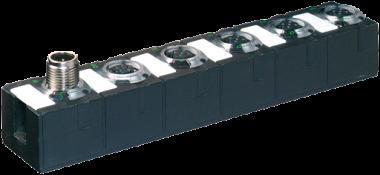Cube67+ DIO4 RS232/485 E 4xM12