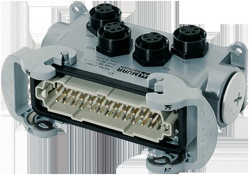 Répartiteur de puissance PD4 7/8'' 5 pôles
