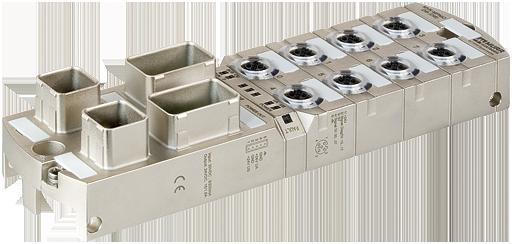 Module compact MVK ProfiNet DI8 DI8 métallique
