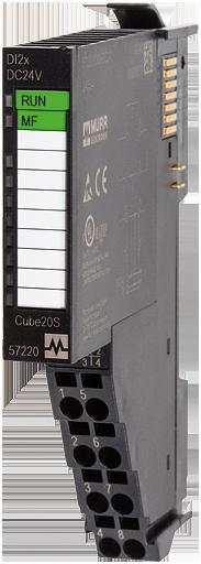 Cube20S Module 4 entrées ANA 16 Bit RTD