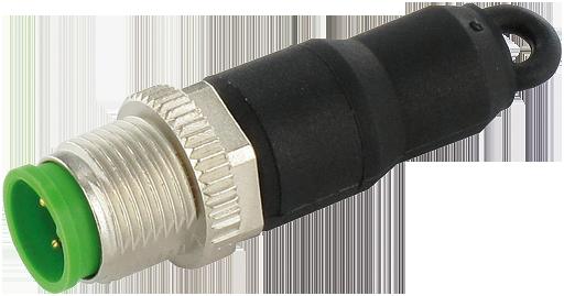 Connecteur de terminaison DN/CAN M12