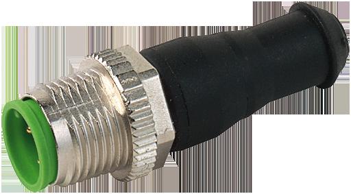 Connecteur de terminaison CUBE M12