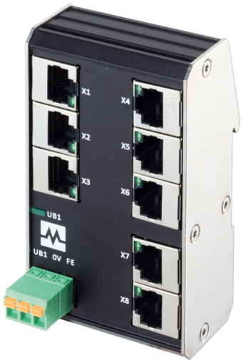 Switch Xenterra 8 ports non administrable 100Mbit