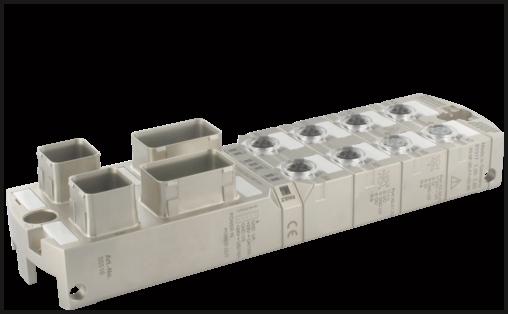 Module MVK ProfiNet compact métallique