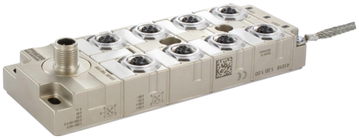 Tree 8TX IP67 Metall - Switch non administrable